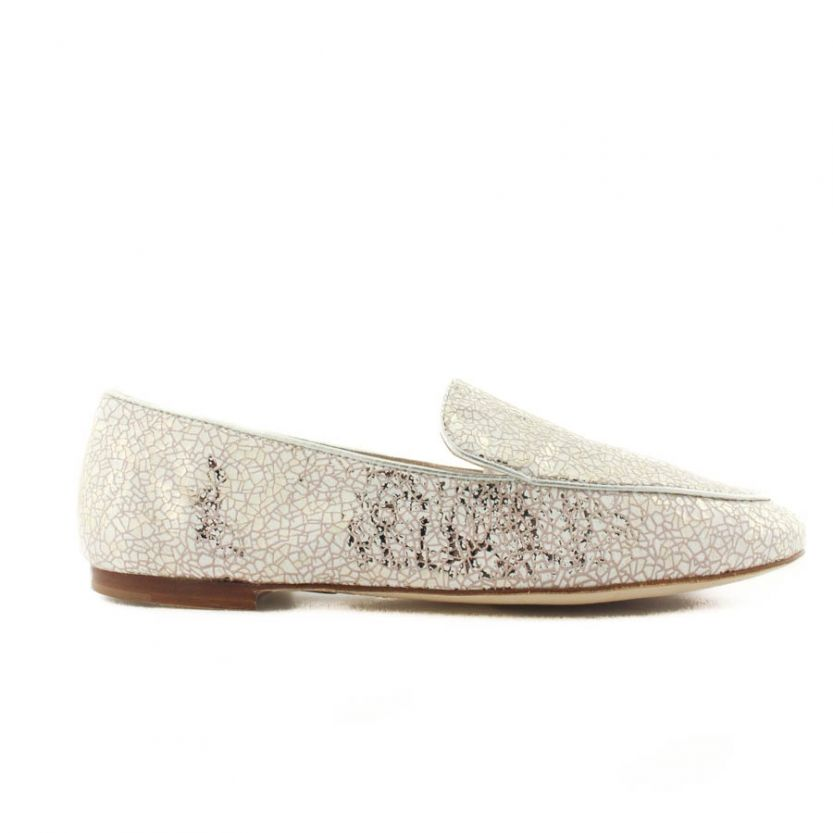Pascucci dames loafer 877 Beige